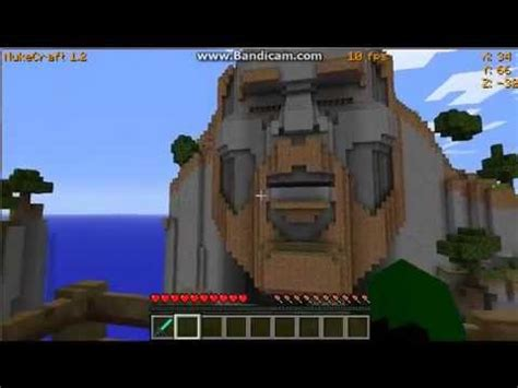 Minecraft Worlds/Creations Download:The Temple of Notch