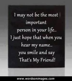 Inspirational Quotes About Losing Friends