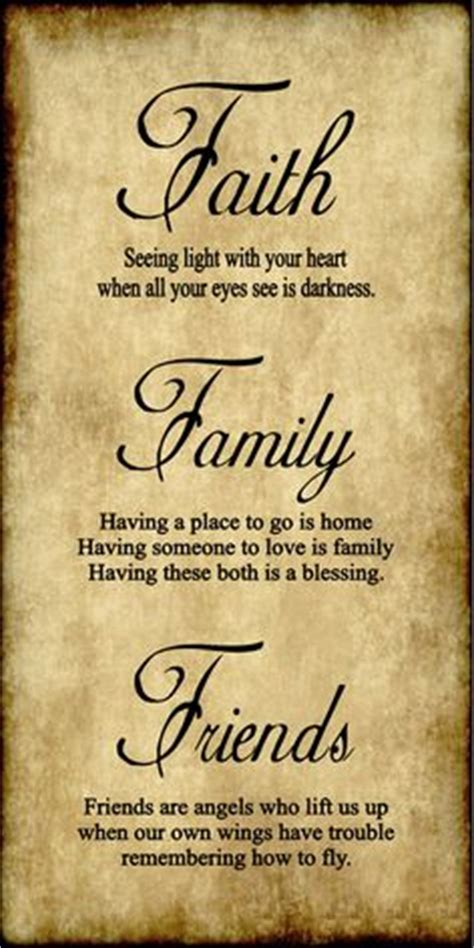 Christian Inspirational Quotes Family Friends