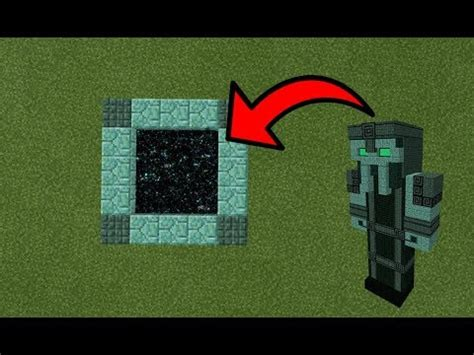 How To Make a Portal to the Admin Boss Dimension in MCPE