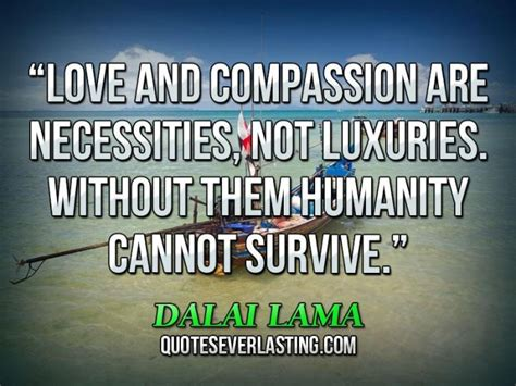 Famous Quotes On Compassion