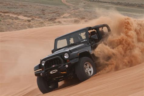 Off-Road Driving Tips for Sand, Courtesy Jeep » AutoGuide