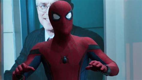 Cool New Details on the Technology of Spider-Man's Suit in